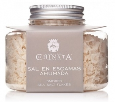 Smoked salt flakes La Chinata