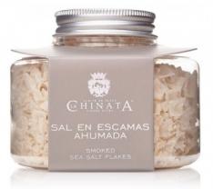 Smoked salt flakes La Chinata