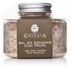 Maldon salt with truffles La Chinata