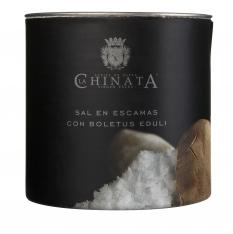 Boletus sea salt flakes La Chinata