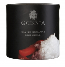 Sea salt chill flakes La Chinata