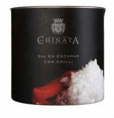 Sea salt chill flakes La Chinata