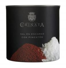 Sea salt paprika flakes La Chinata