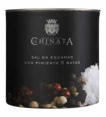 Sea salt pepper flakes La Chinata
