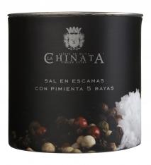 Sea salt pepper flakes La Chinata