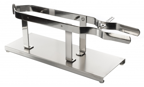 Ham stand clamped stainless steel Steelblade image #1