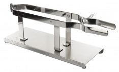 Ham stand clamped stainless steel Steelblade