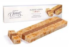 Turrón-Nougat Albert Adrià Catalán Crème Brûlée