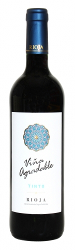 Vina agradable wine of the year 2013 DO Rioja image #1