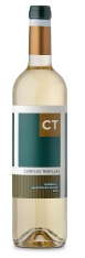 White wine sauvignon blanc and verdejo 2012 oj castilla CT