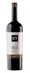 Red wine aged petit verdot 2011 oj castilla CT