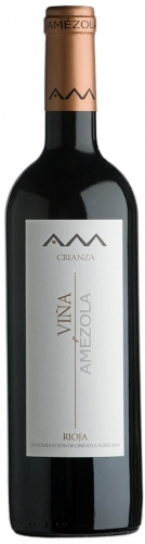 Red wine Crianza Vina Amezola, 2010 DO Rioja image #1
