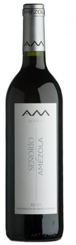 Red wine rioja reserve Amazola 2007 D.O. image #1